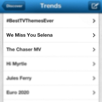 #WeMissYouSelena 😭 come back @selenagomez  (Taken with instagram)