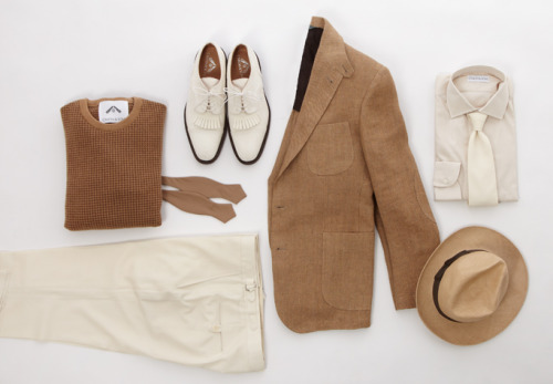 mr-moderngentleman:  ovadiaandsons:  Spring Neutrals  I love it all