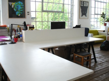We have two desk spaces going in the glorious Open Studio from 1st June and 1st July. Get in touch if you are interested in joining our lovely studio based in a converted warehouse and situated in the wondrous De Beauvoir town. Email me at hello@iamciara.co.uk for more details. Visit o-p-e-n.org.uk to read more.