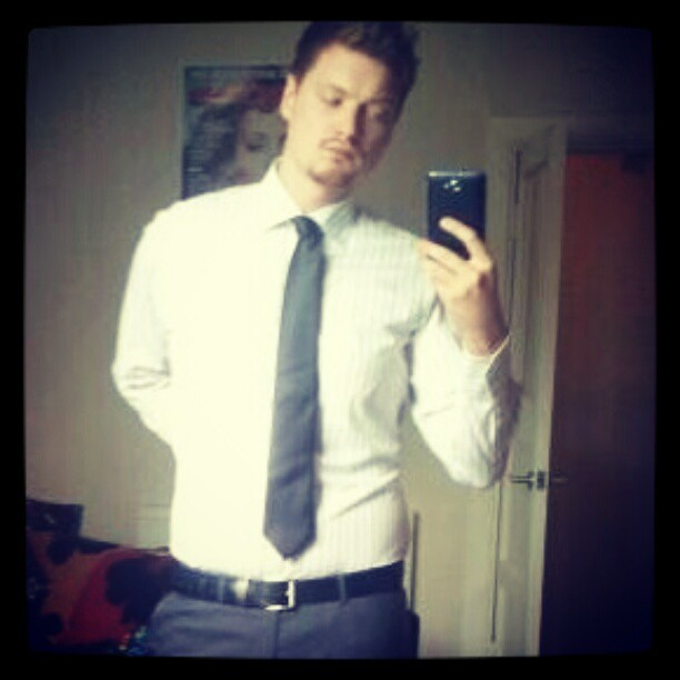 Interview ready (Taken with instagram)