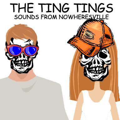 Sounds From Nowheresville by the Ting Tings. Original. Requested by milliondollartits. (Apologies for the lack of posts over the last few days; real life caught up with me. If you missed your fix of bad graphic design, why not submit your own?)