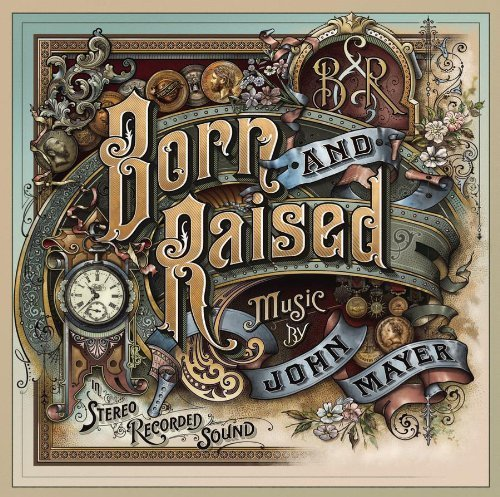 theheadphonejunkieproject:  #NowPlaying: Born and Raised - John Mayer Tracklist: Queen of California The Age of Worry Shadow Days Speak For Me Something Like Olivia Born and Raised If I Ever Get Around to Living Love is aVerb Walt Grace's Submarine Test, January 1967 Whiskey, Whiskey, Whiskey A Face to Call Home Born and Raised (Reprise)