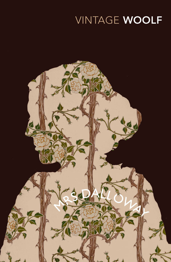 someforeignletters:  Cover illustration for Virginia Woolf's Mrs Dalloway