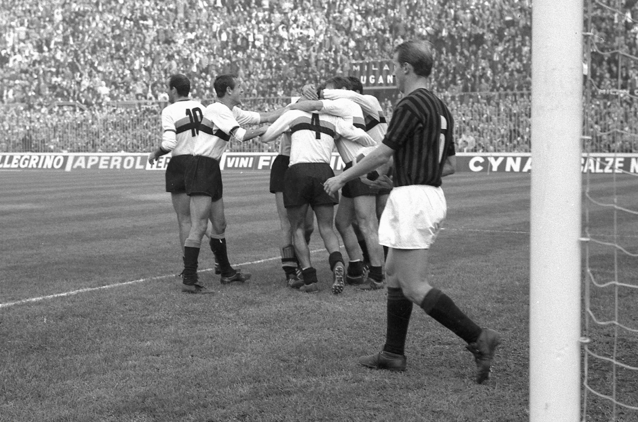 October 22, 1967: Inter 1, Milan 1.