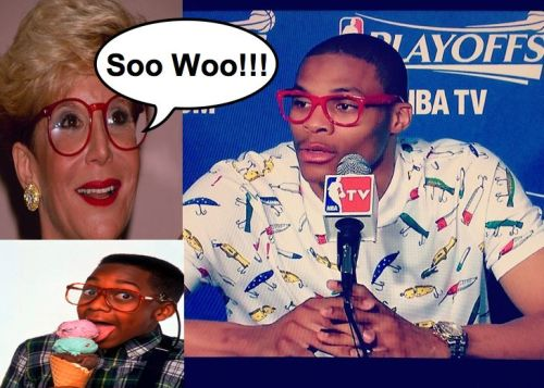 topddong:  westbrook, why you trying to copy my style when i was in high school? :P
