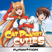 Cat girl fans rejoice!  It's Cat Planet Cuties day!  This frisky fun series scampers its way onto shelves today.  Have you gotten a chance to check out this show yet? But, if cat girls just aren't your thing, you can check out our live action movie—The Woman Knight of Mirror Lake.  If you're a fan of the Ip Man movies, then you'll want to make sure to pick this one up.  Filled with intense scenes of martial-arts action, The Woman Knight of Mirror Lake burns with the fires of revolution! And for those looking to score a deal, you can check out D.Gray-man the Complete Second Season on DVD in our Super Amazing Value Edition collection. On the digital front, we've got a few goodies for you.  First up, Cat Planet Cuties is now available for digital download through Sony Video Unlimited and the Xbox/Zune marketplace.  For a limited time, you'll also be able to download episode one for FREE.  That's right, cat girls on the go.  It's not quite like winning the nerd lottery, but a free episode is a pretty sweet deal. Our neighbors to the north will be pleased to hear that Xbox/Zune will be offering a special AnimeHITS sale on the following shows just for Canada: Okami-san and her Seven Companions Heaven's Lost Property Forte Cat Planet Cuties Fairy Tail part 4 Fairy Tail part 3 Act fast, Canada.  You only have until 5/21/12 to take advantage of this sale.    See anything you like?  Or, are you saving up for next week?