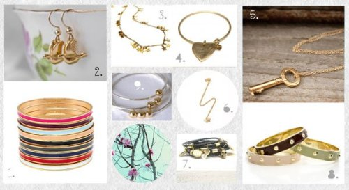 Jamie Jewellery has been selected in Most Wanted! Check out details here and receive 20% off various items from www.jamiejewellery.co.uk  Here is the inside scoop: http://www.vouchercodes.co.uk/most-wanted/top-spring-jewellery-buys-11312.html