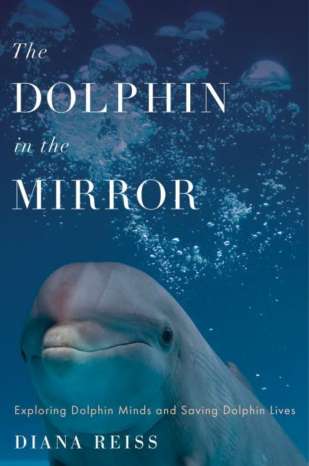 Just added to our collection: The Dolphin in the Mirror, by Diana Reiss.