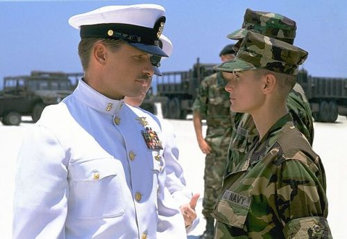 de-gospel-truth:  GI Jane (1997)
