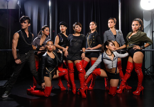 Polecats Manila 2012  Photo by: Hub Pacheco Art Direction by: Pong Ignacio Styling by: Tippi Sy Shot at the Polecats Manila Studio (22nd Floor, Strata 100, F.Ortigas Jr Road, Ortigas Center, Pasig, Philippines)