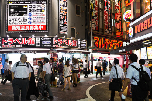 Shinjuku by acetonic on Flickr.