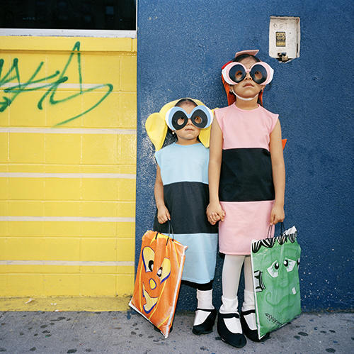 "socialsharksalsa:  From Amy Stein's project ""Halloween in Harlem""."