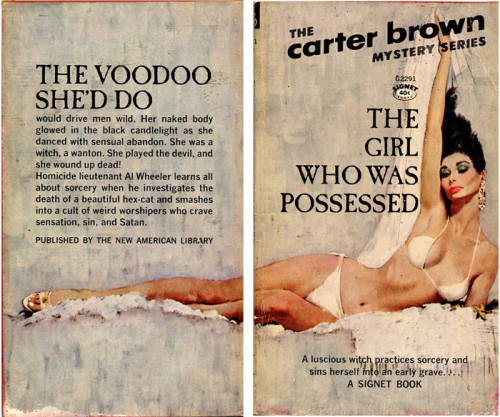 The Girl Who Was Possessed, 1963