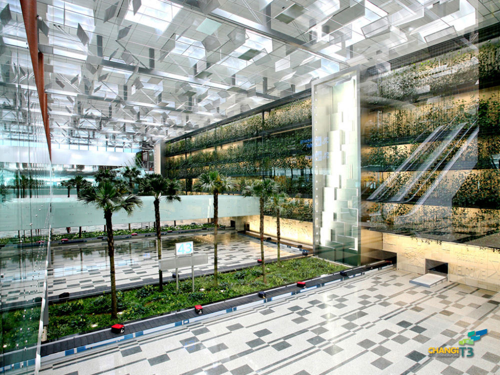landhotravel:  Singapore Changi Airport