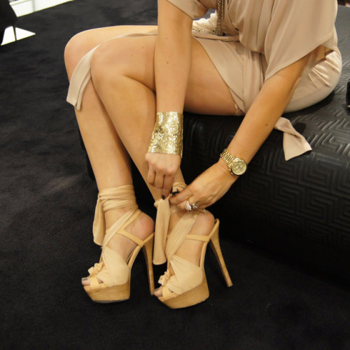 Oh you fancy huh: Fendi High Heel Sandals