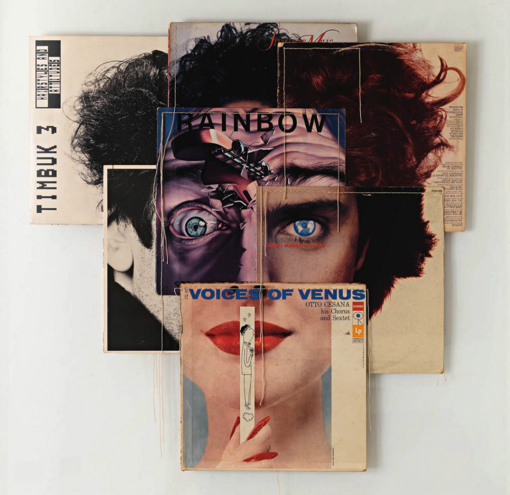 Christian Marclay - Voices of Venus, 1992