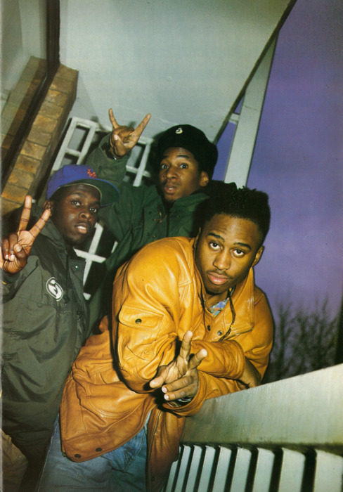 iloveyoulikealot:  A Tribe Called Quest