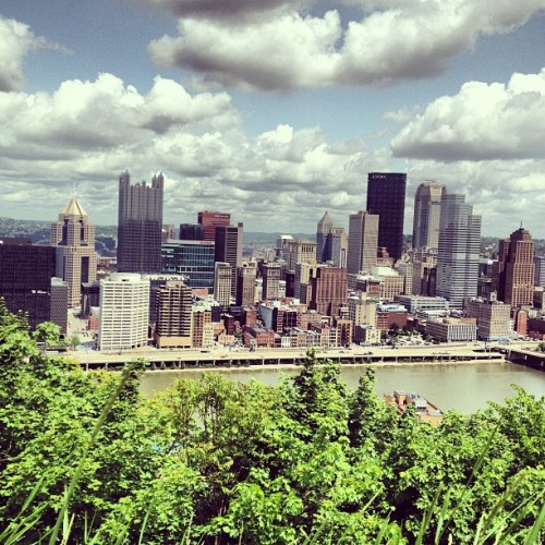 shuttersex:  #pittsburgh (Taken with instagram)  ready to be here in a week