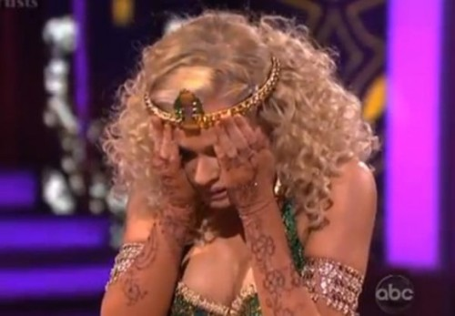 DWTS Recap: Katherine Devastated By Fall The judges keep playing favorites as we head into final stretch. Read More Here.
