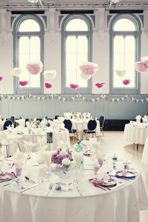 dusky pink folksy vintage wedding in London