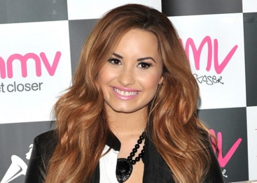Demi Lovato Officially Joins X Factor Disney star joining Britney Spears on judges' panel. Read More Here.