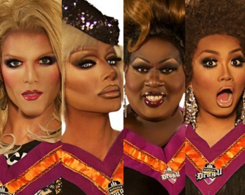 RuPaul's Drag U Professors Announced Season 3 of makeover show premieres June 18. Read More Here.