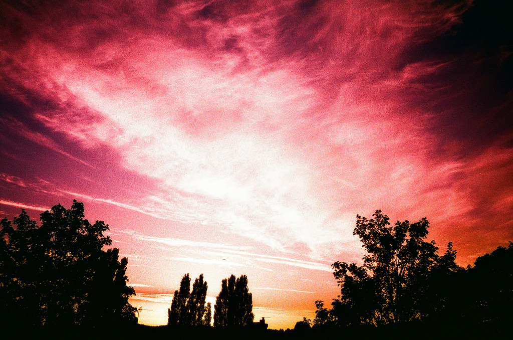istillshootfilm:  Film Photography Submission By: cloni   Olympus XA3 Fuji Velvia 100F X-Pro http://www.flickr.com/photos/cloni/5001309344/in/set-72157627276458198