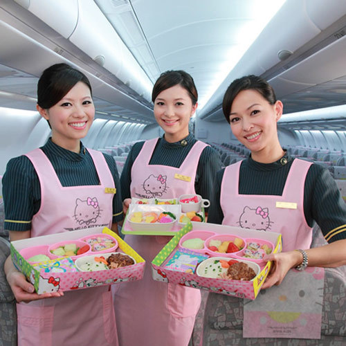(via Hello Kitty Airlines??? - BOOOOOOOM! - CREATE * INSPIRE * COMMUNITY * ART * DESIGN * MUSIC * FILM * PHOTO * PROJECTS)