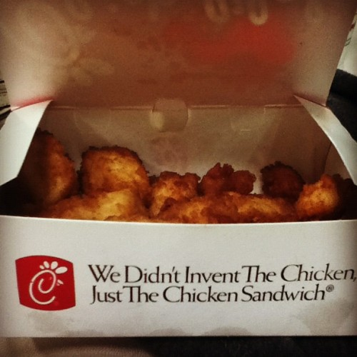#daymade I love @megangubser #chickfila #itsagoodday (Taken with instagram)