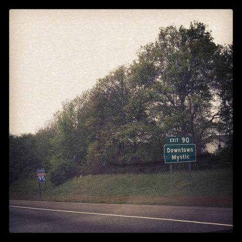 Saying hi to CT real quick, brb (Taken with instagram)