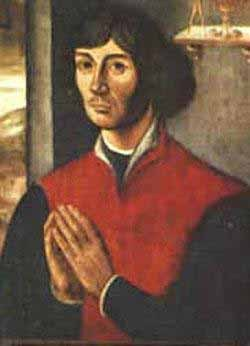 "Facts about Nicholas Copernicus he was born in 1473 in Poland he went to Italy at 18, to go to the University of Bologna and prepare to enter the Church. There, one of his jobs was helping a professor study the stars back in Poland working as a cleric, his room was in one of the towers of the city wall, giving him the perfect place to study the sky in 1514, he gave friends a hand-written book proposing that the sun, not the earth, was the center of the universe on his deathbed at age 70, he published his famous work De Revolutionibus Orbium Coelestium (""On the Revolutions of the Heavenly Spheres"")"