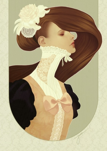 deviantart:  Lace by *Jumei