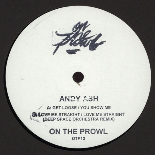 Andy Ash - Love Me Straight