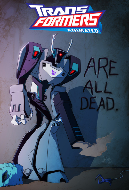 ereyes312:  TFA - Are All Dead by ~TheMinttu