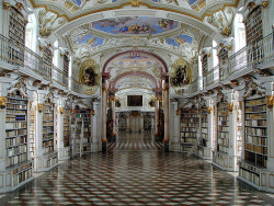 Library by ognipensierovo on Flickr.