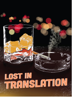 Lost in Translation poster.