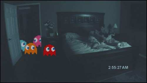 thelaysarium:  Paranormal activity