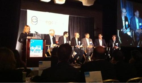 Main panelist photo from #lidigital summit.