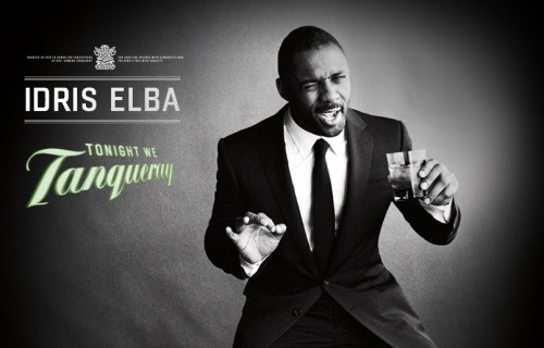 hejusteatsandishandsome:  Idris Elba drinks gin and is handsome.  I simply adore him.