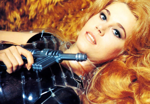Jane Fonda in Barbarella (1968)