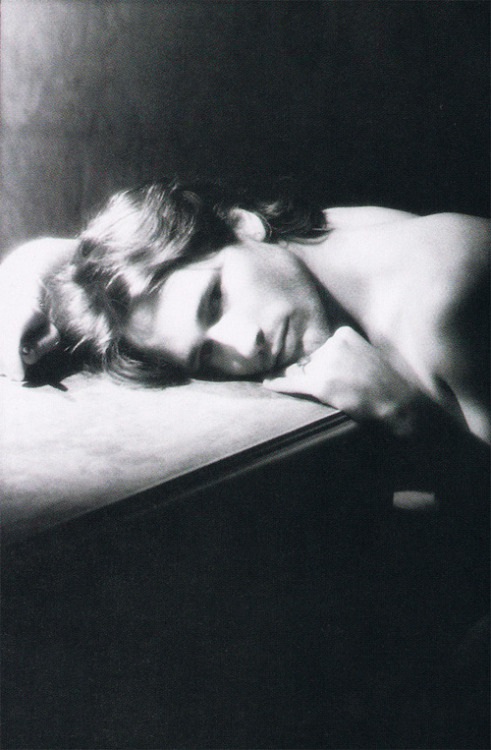 missexlibris:  Jeff Buckley of the Day
