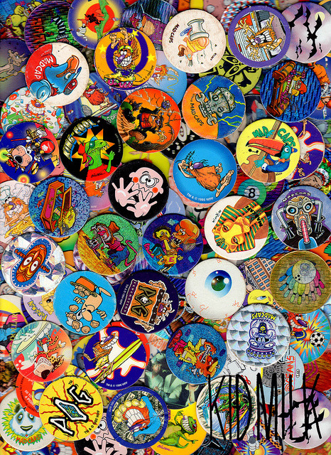 rainbowxnapalm:  FUCK YEAH POGS  man i had so many pogs