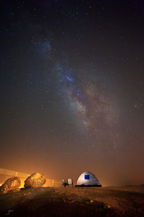 Milky Way above the Dead Sea  Israel 4473 (c) Zohar Lindenbaum http://zoharlindenbaum.com  This photograph is available for purchase. Click here for available options.