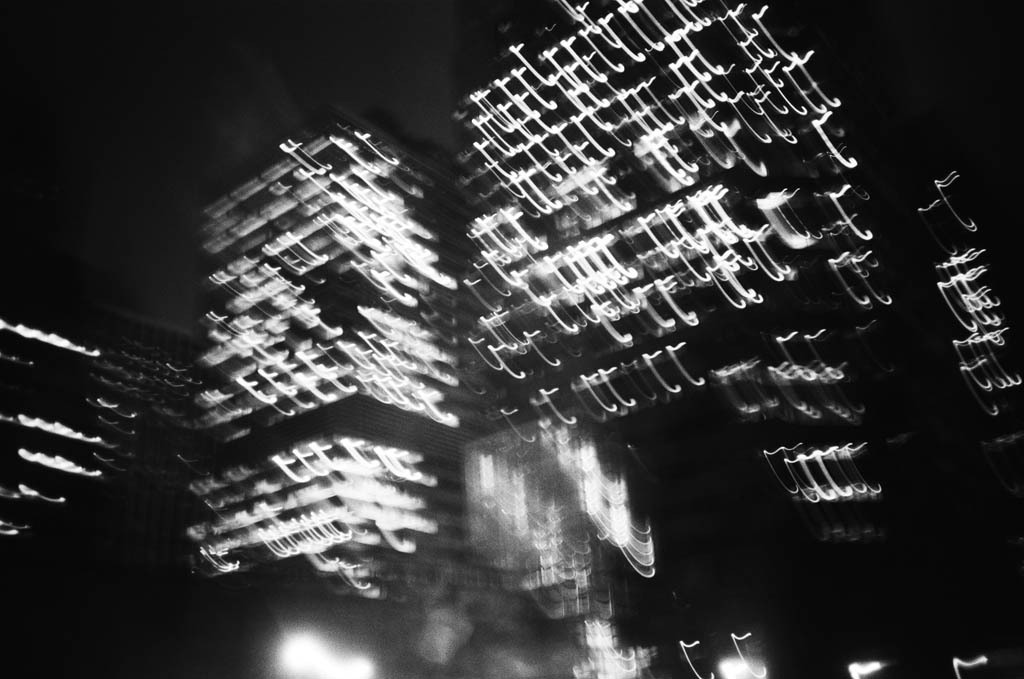 More random abstractions! Coming back from a shoot, late last year in NYC, 2011.