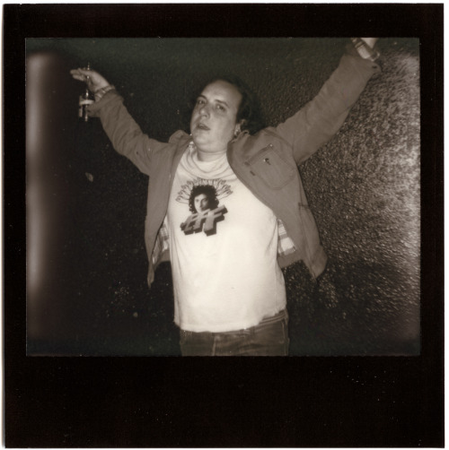 Har Mar Superstar@ Horseshoe Tavern. May 14th, 2012. Impossible Project Spectra film.