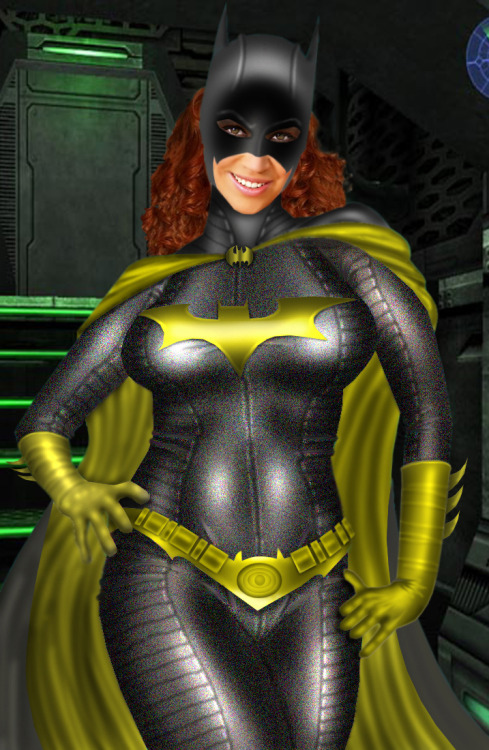 by Walley Batgirl (Model: Bianca Beauchamp)