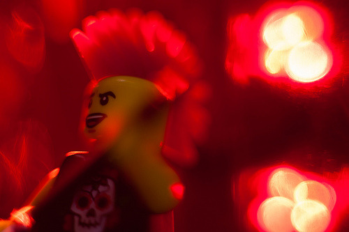 legozz:  HARD ROCK, ROCK & ROLL (by tecketodar)