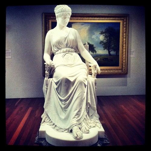 Penelope (Taken with Instagram at de Young Museum)