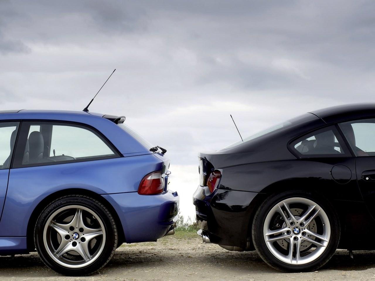 BMW Z3 & Z4 M Coupes - Space Between
