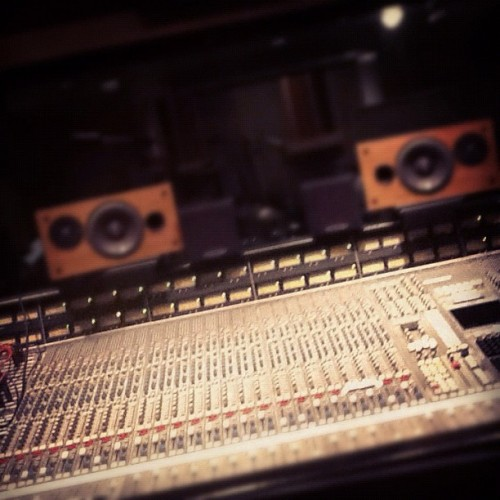 Back at it A-gain (Taken with Instagram at Studio A)